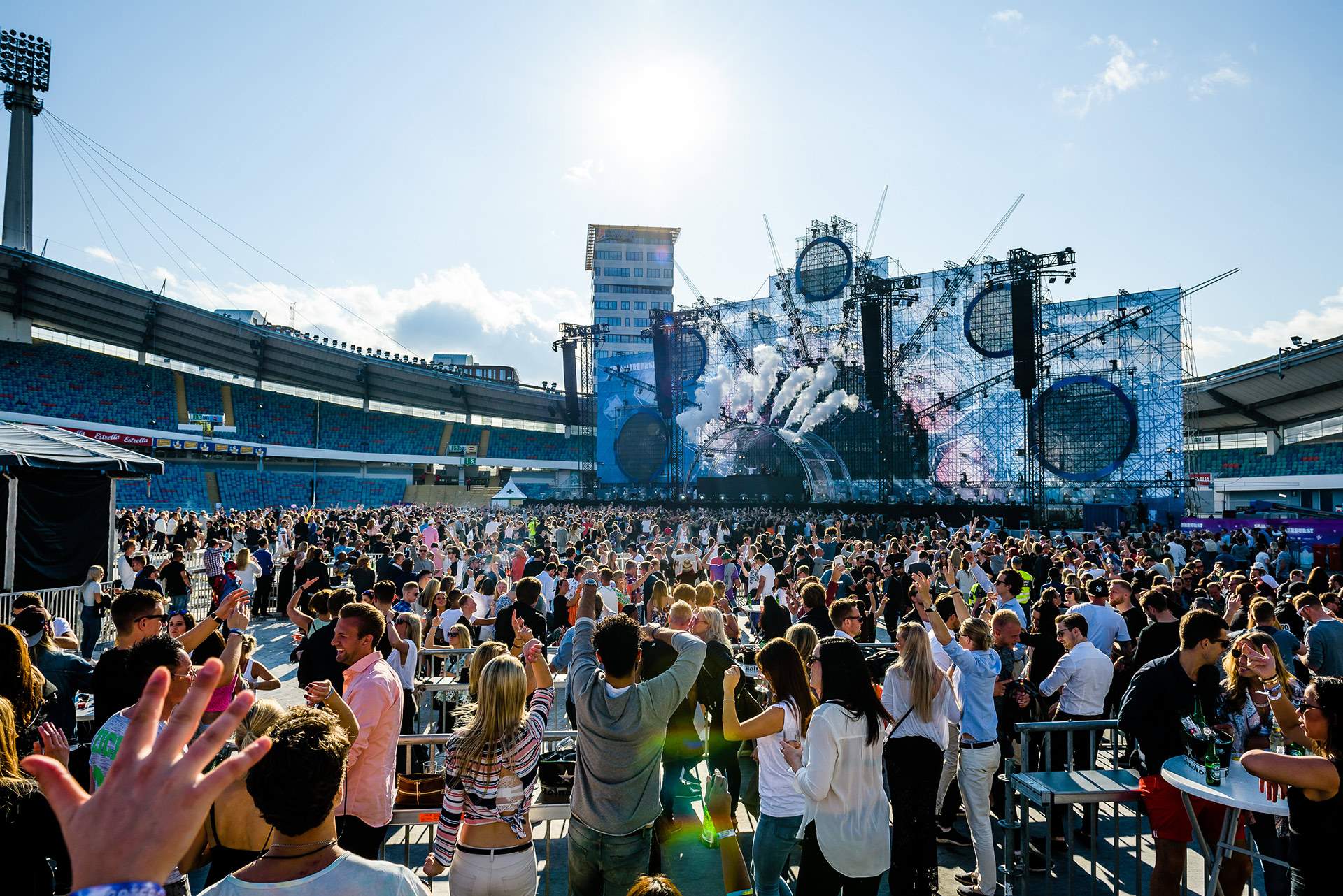 Studentrabatt på Summerburst 2018