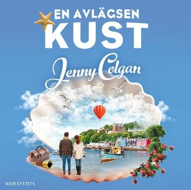 Omslag på boken En avlägsen kust av Jenny Colgan