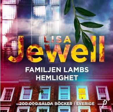 Omslag på boken Familjen Lambs hemlighet av Lisa Jewell