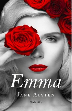 Omslag på boken Emma av Jane Austen